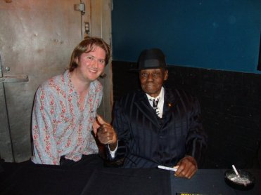 Mississippi MacDonald and Pinetop Perkins, Austin 2010